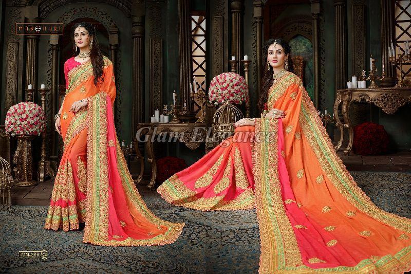MN360 Manohari Roohi VOL-2 Designer Sarees