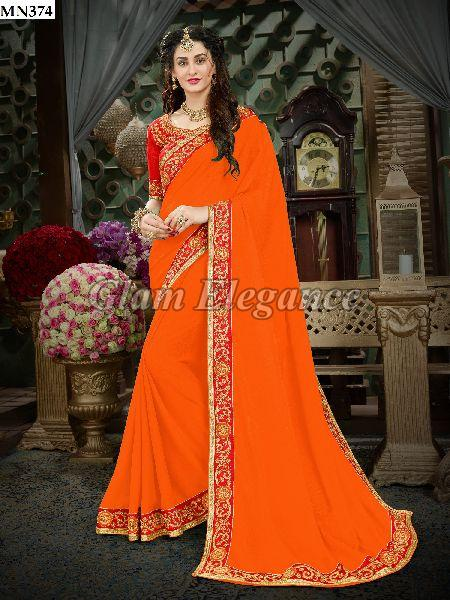 MN374 Manohari Roohi Hit Colors VOL-2 Designer Sarees