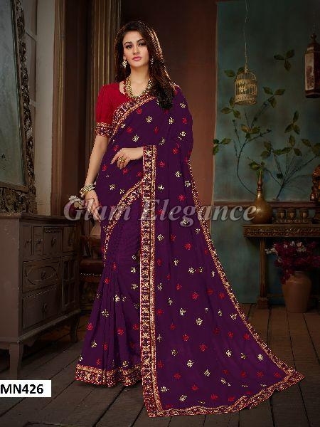 MN426 Manohari Roohi Hit Colors VOL-4 Designer Sarees