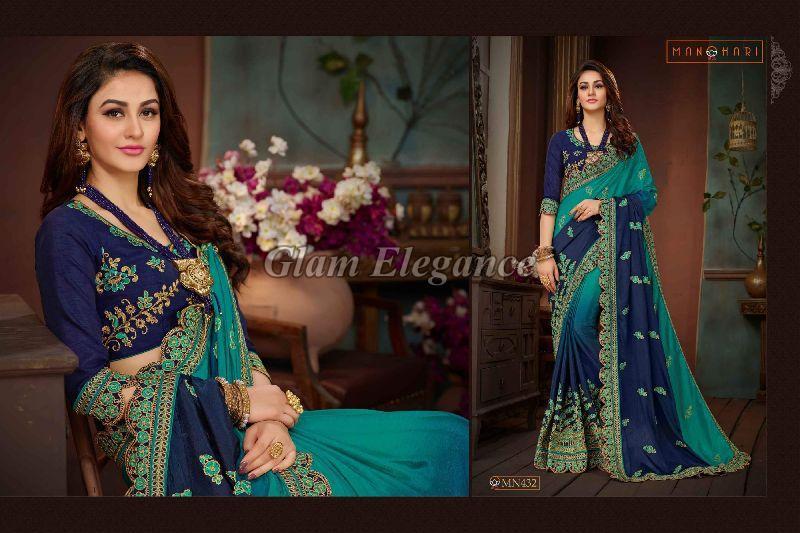 MN432 Manohari Roohi VOL-3 Designer Sarees