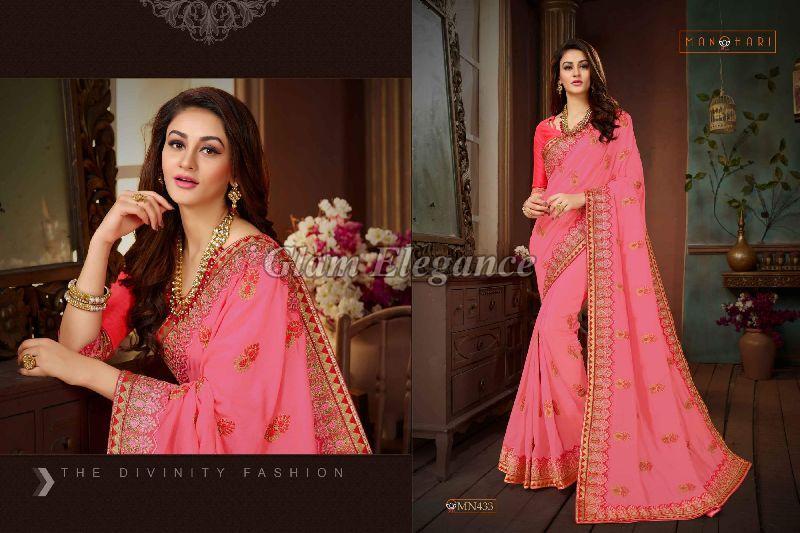 MN433 Manohari Roohi VOL-3 Designer Sarees