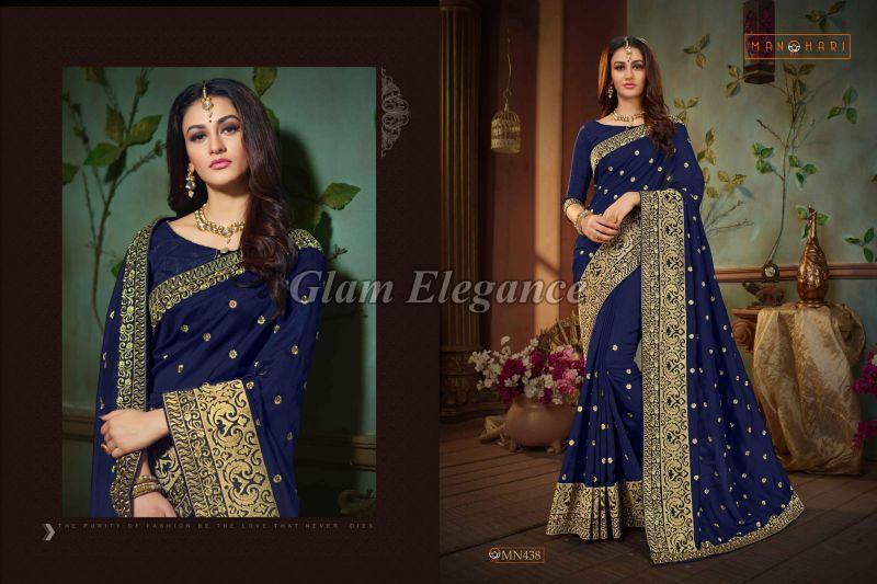 MN438 Manohari Roohi VOL-3 Designer Sarees