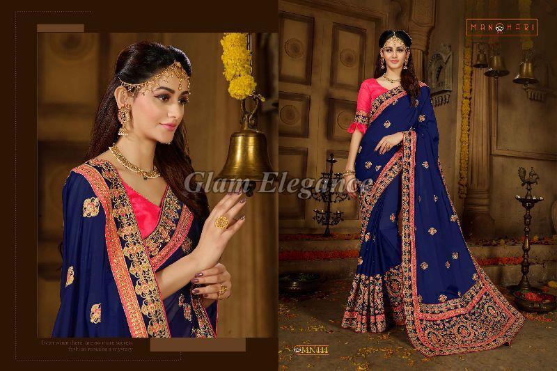 MN444 Manohari Roohi VOL-4 Designer Sarees