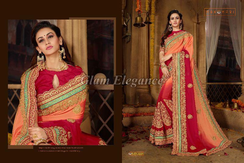 MN448 Manohari Roohi VOL-4 Designer Sarees