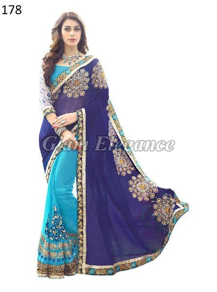 OF178 Rubyza-4 Georegette Sarees