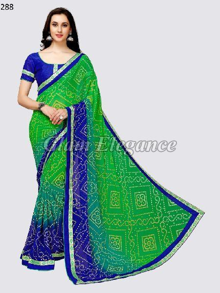 OF288_1 Rubyza-3 Georegette Sarees