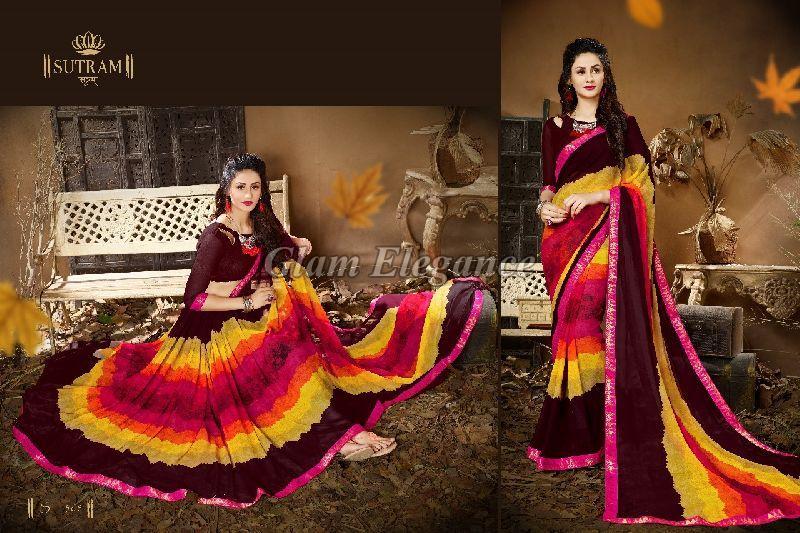 ST368 Sutram Zeeya Vol-1 Designer Sarees
