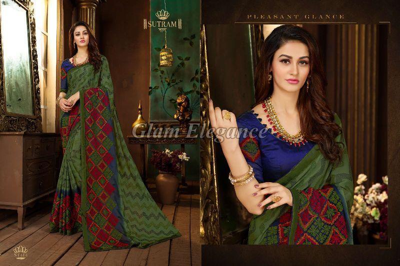 ST414 Sutram Zeeya Vol-2 Designer Sarees