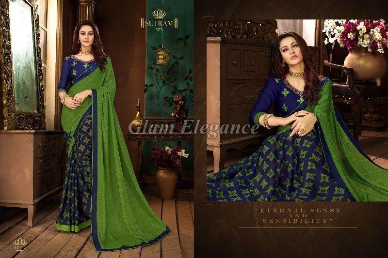 ST415 Sutram Zeeya Vol-2 Designer Sarees