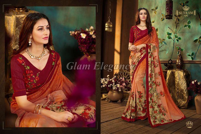ST417 Sutram Zeeya Vol-2 Designer Sarees