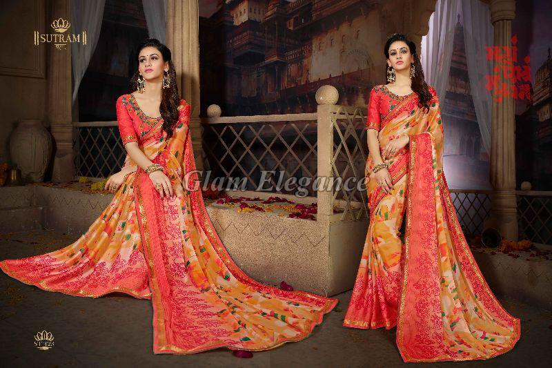 ST423 Sutram Zeeya Vol-3 Designer Sarees