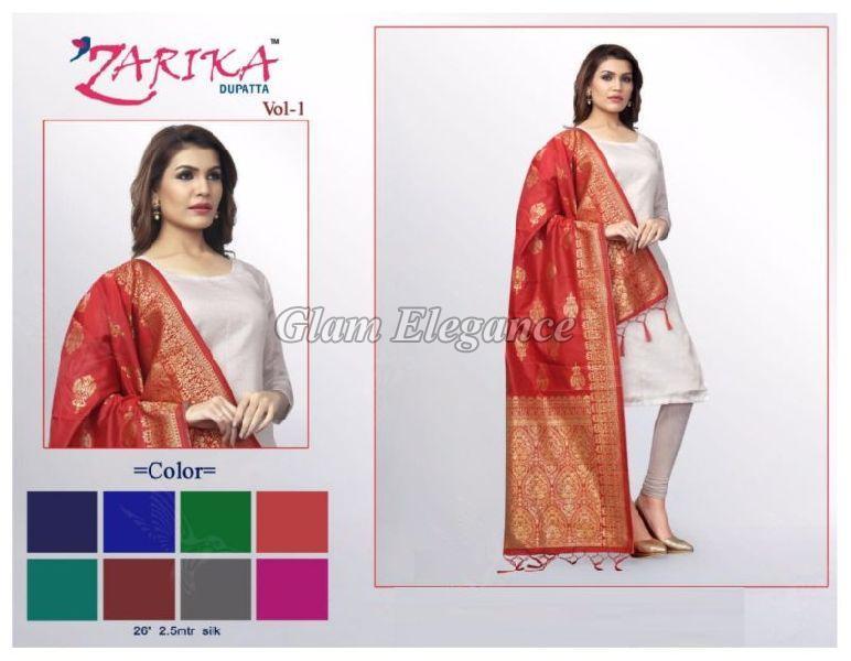 Zarika VOL-1 Silk Dupatta