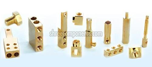 Brass Turned Connectors