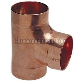 Copper Slip Tee