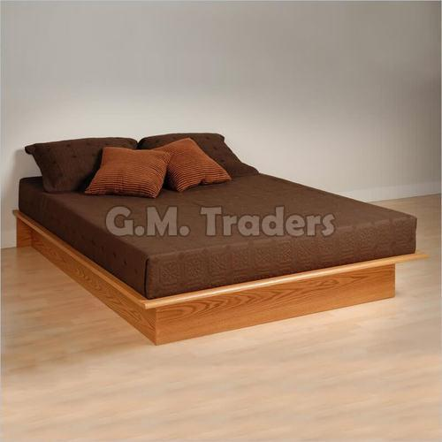 Brown Double Bed Mattress
