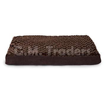 Brown Orthopedic Bed Mattress