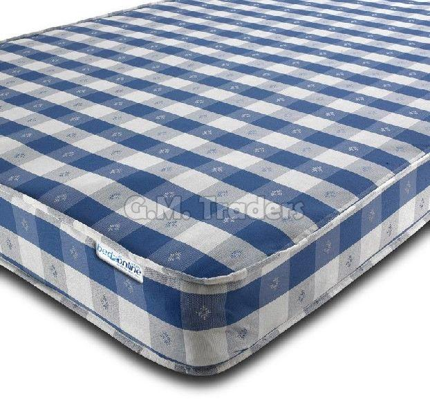 Checkered Double Bed Mattress