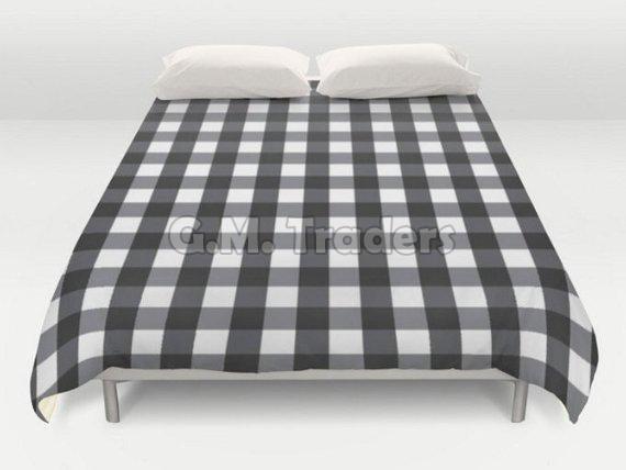 Checkered Sleep Bed Mattress