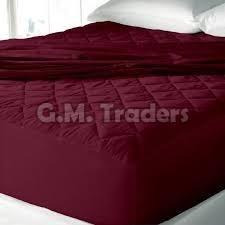 Maroon Double Bed Mattress