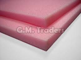 Pink Pillow Foam Sheets