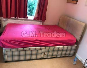 Plain Double Bed Mattress