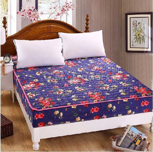 Printed Soft Bed Mattress