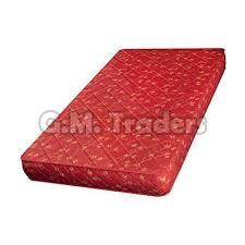 Red Single Bed Mattress