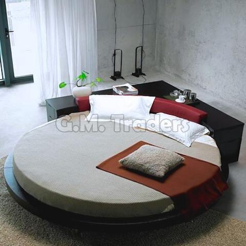 Round Single Bed Mattress