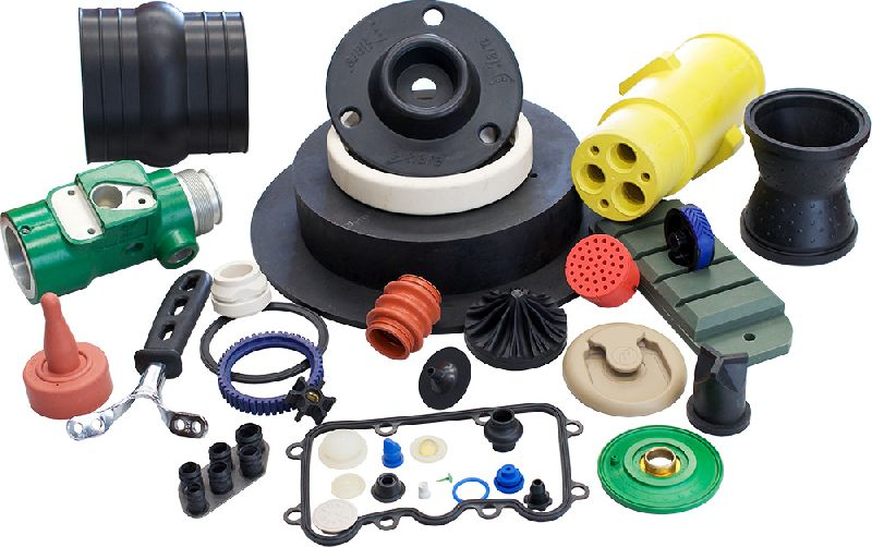 Customized Rubber Molding Services
