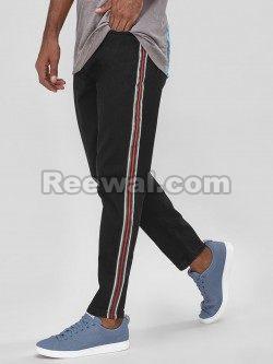 Side Tape Jeans