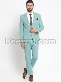 Single Breasted Formal Suit