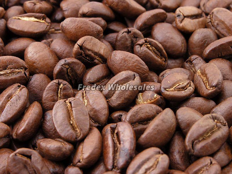 Dried Coffee Beans