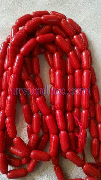 Beaded Oxide Necklace