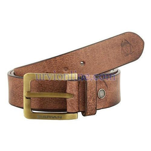 Full Tanned Leather Belt
