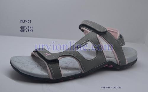 Womens Multi Colour Sports Sandal