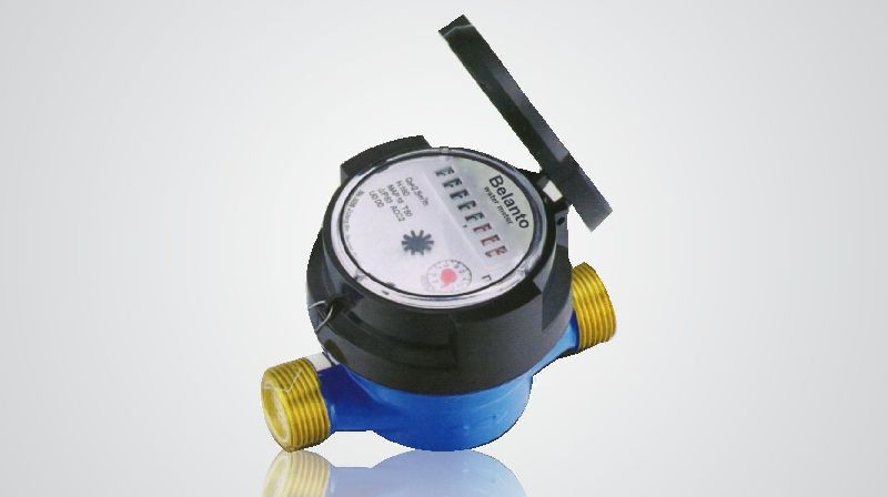 Single Jet Class B Water Meter