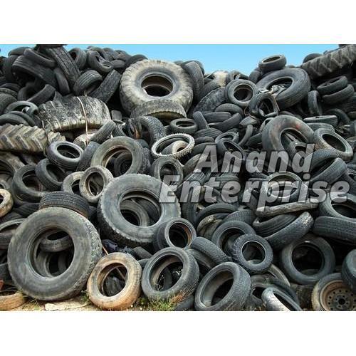 A Grade Truck Scrap Tyre