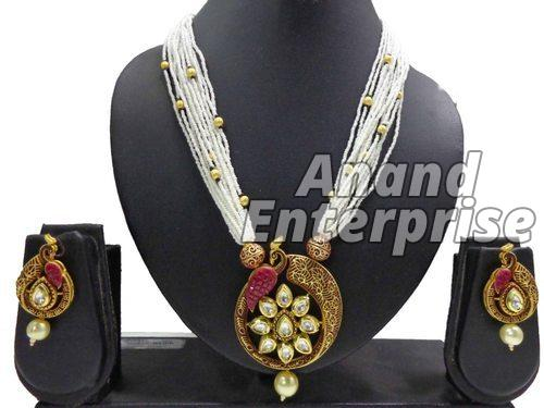 Antique Imitation Necklace