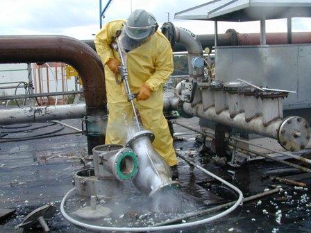 Industrial Machine Maintenance Service