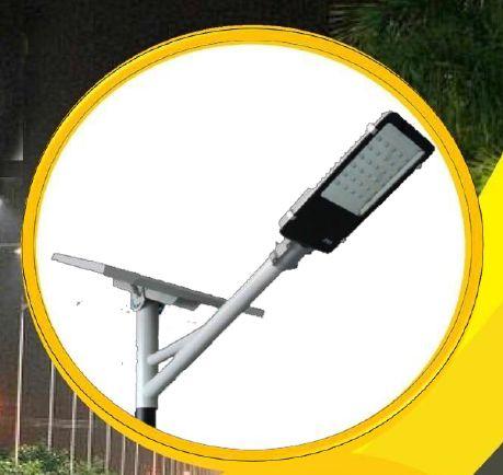 Semi Integrated Solar Street Light 01
