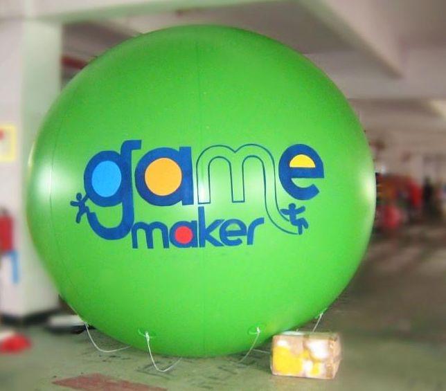 Advertising Helium Balloons