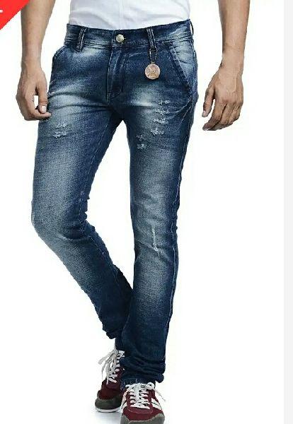 Mens Party Wear Denim Jeans