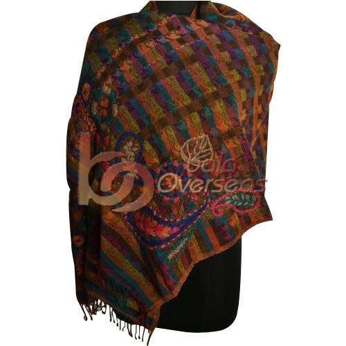 Kashmiri Designer Shawl