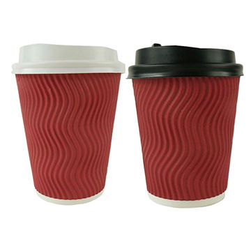 Corrugated Wall Paper Cup