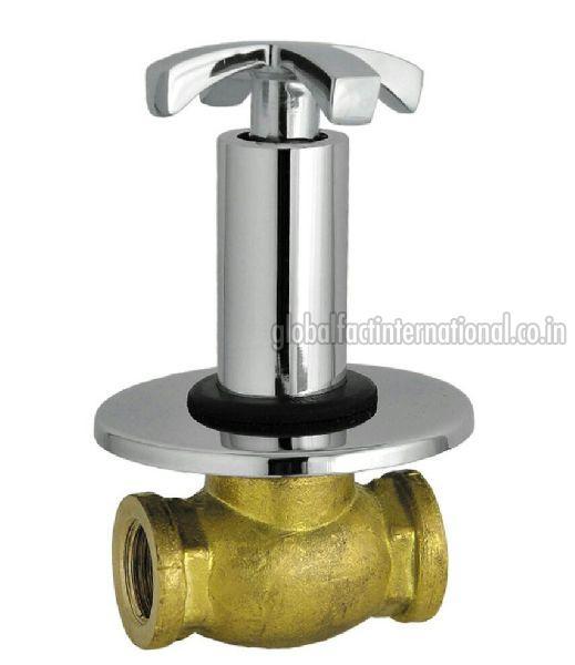 concealed valve