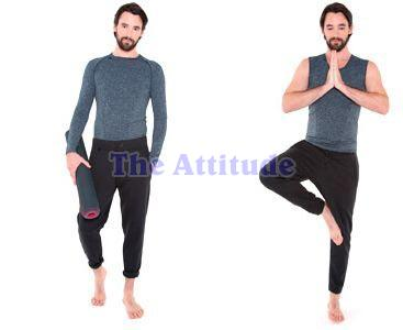 Mens Yoga Pant