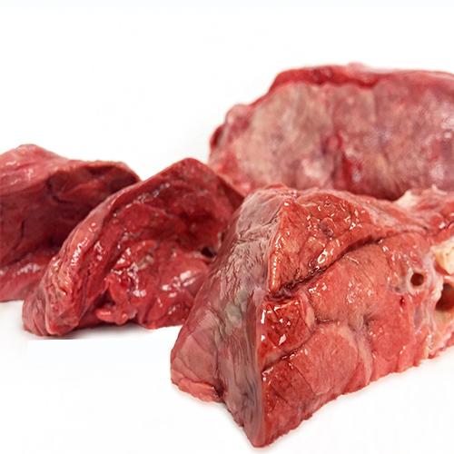 Frozen Lungs Meat