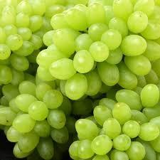Fresh Natural Green Grapes