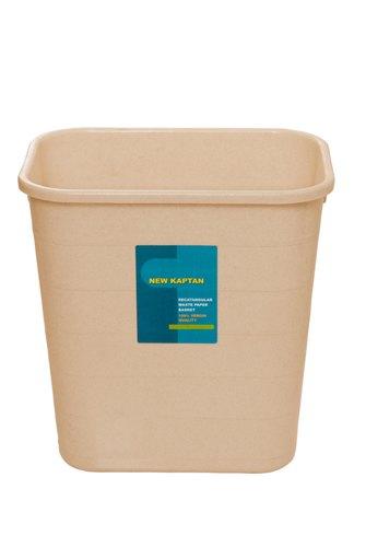 10 Liters Rectangular Swing Dustbin