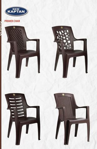 Premier Plastic High Back Chair
